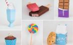 Du chocolat en papier chez PaperMade