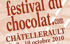 10ème Festival National du Chocolat et des Spécialités de France©