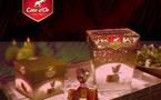 Offrez-vous un Noël en Or avec Côte d'Or Oraïa
