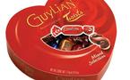Les tendres chocolats Guylian célèbrent la Saint Valentin !