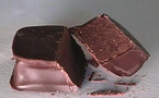 Le chocolat enrobé