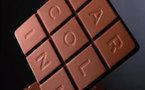 """La nouvelle tablette """"CARRE2 CHOCOLAT"""" """"EDITION LIMITED"""" de Pierre Marcolini"""