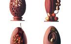 Pour Pâques, Pierre Marcolini remet les œufs au goût du jour