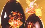 L'œuf Gourmandise Marquise de Sévigné - Une création unique pour Pâques !