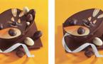 La Chasse aux œufs en chocolat à commencé dans le Jardin de Michel RICHART