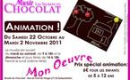 Vacances de Toussaint riment avec enfants malins au Musée les secrets du chocolat