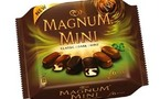 La sortie de la nouvelle recette pleine de fraicheur Magnum Mini Mint