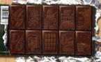 Lancement du timbre chocolat par la Poste