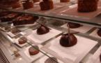 Chocolatier Willie Pike
