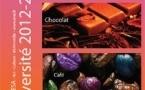 Université du Chocolat à Paris - année 2012/2013