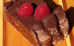 La recette de la Charlotte Choco-Framboise