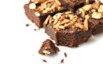 Pavé chocolat et amandes