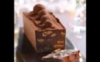 Terrine de Chocolat amer du Willi's Wine Bar