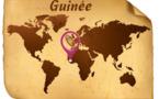 La provenance des fèves de cacao de Guinée en Afrique