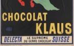 Affiche de Leonetto Cappiello pour le Chocolat Klaus©