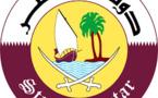 L'emblème du Qatar©