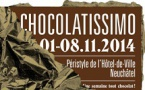 Le chocolat sera à l'honneur pendant toute une semaine dans la ville de Neuchâtel
