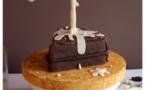 Le Gravity cake : Un dessert défiant les lois de la gravité