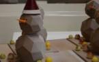Les coulisses de Noël chez Pierre Marcolini
