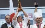 SIRHA 2015 : La Coupe du Monde de la Pâtisserie 2015