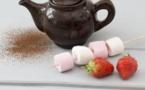 Une théière en chocolat : Schokolat relève le défi