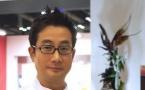 Sang Kyun Jeong, représentant de la Corée du Sud aux World Chocolate Masters