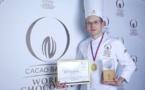 La Russie représentée par Andrey Kanakin aux World Chocolate Masters