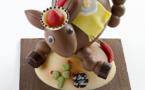 Pâques réinventé par cinq chocolatiers de génie