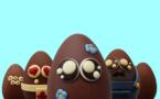 Pour Pâques, le chocolat 3.0 par Créabl