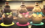 La collection de Pâques 2016 de la Chocolaterie Gonzalez