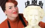 Une reine en chocolat pour un anniversaire réussi