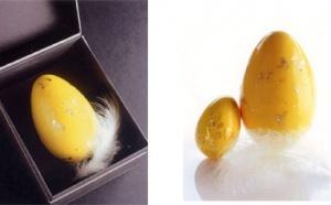 Pour célébrer le renouveau, Pierre Marcolini ose la couleur pour ses oeufs de Pâques !