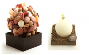 Les desserts du Nouvel An de Pierre Marcolini