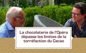 La chocolaterie de l'Opéra dépasse les limites de la torréfaction du Cacao