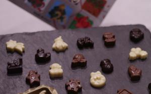 Préparer l'avent avec les chocolatiers en herbe