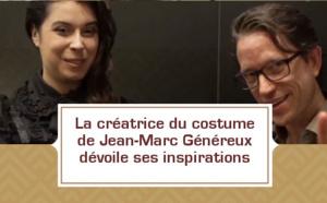[VIDEO] La créatrice du costume de Jean-Marc Généreux dévoile ses inspirations
