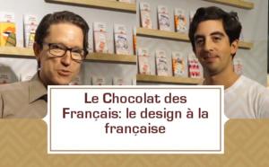 Le Chocolat des Français: le design à la française