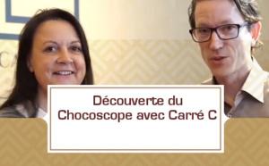 Découverte du Chocoscope avec Carré C