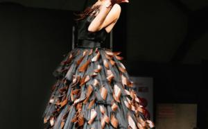 Une robe à croquer par Neuhaus