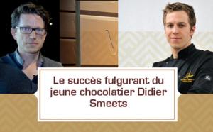 [VIDEO] Le parcours fulgurant du jeune chocolatier Didier Smeet