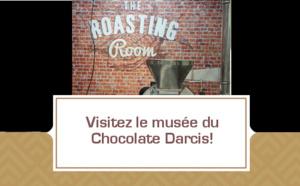 [VIDEO] Visitez le musée du Chocolate Darcis!