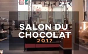 Découvrez le Salon du Chocolat 2017