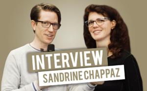 Sandrine Chappaz ou l'art de mêler la nature au chocolat!