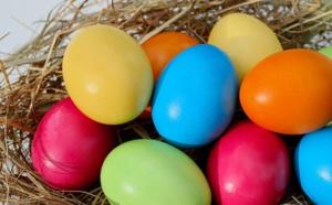 Pâques en couleur avec l'Atelier du Chocolat…