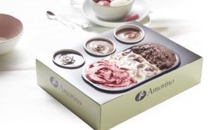 Bliss box d'Amorino : les caprices de la volupté glacée sont à notre portée.