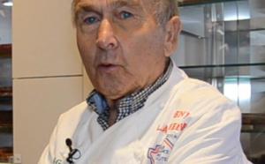 René Lamielle : un chocolatier doublement honoré.