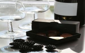 Le mariage du vin et du chocolat