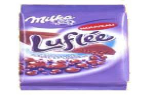 Luflée, le nouveau chocolat Milka qui ne manque pas d'air !
