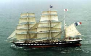 Embarquer à bord du transporteur de fèves de cacao - Le Belem