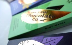 Raw Chocolate Compagny, des nouvelles créations au service de l'environnement.